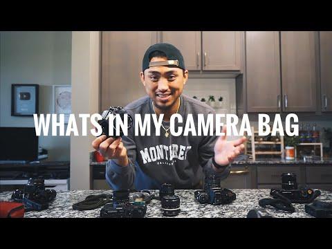 Film/Digital - What's In My Camera Bag? (2021)