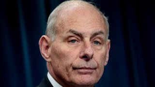 Trump Chief of staff John Kelly to step down at the end of the year