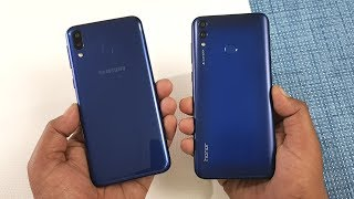 Samsung M20 vs Honor 8C Speed Test Comparison !