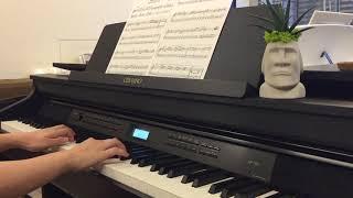 [樂譜分享] 宮崎駿 - 隔壁的龍貓 鋼琴譜 F大調 簡易版