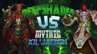 Method vs. Kil'jaeden Mythic World 1st - Deepshades @ Destruction Warlock