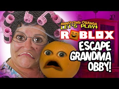 Roblox: Escape Grandma Obby! [Annoying Orange]