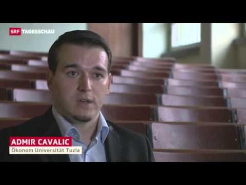 Izbori u BiH (prilog SRF televizije)