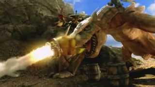 Monster Hunter 4 - Opening Movie