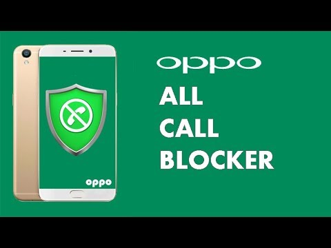 Oppo All Mobile Auto Call Bolck Settings