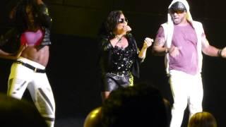 Lisa Lisa - I Wonder If I Take You Home  (Freestyle Extravaganza NYC 6-27-15)