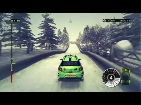 Обзор WRC FIA World Rally Championship 2