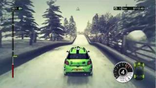 Обзор WRC FIA World Rally Championship 2
