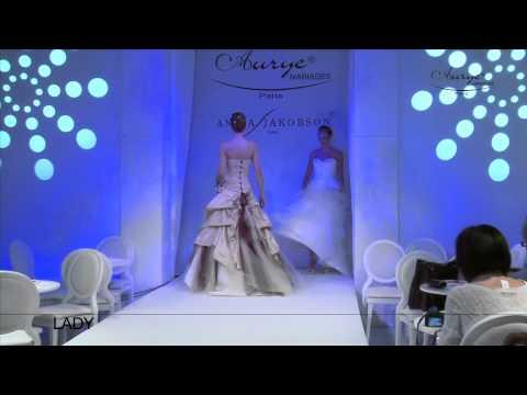 Aurye Mariages : Défilé Robes De Mariée 2013