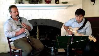"Todd Brunel & George S. J. Capernaros 2014 08 02 ""I Hear A Rhapsody"""
