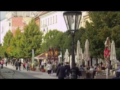 Rückkehr in die windige Stadt. Ein Film von Kristina Forbat über Kaschau/Košice (Trailer)