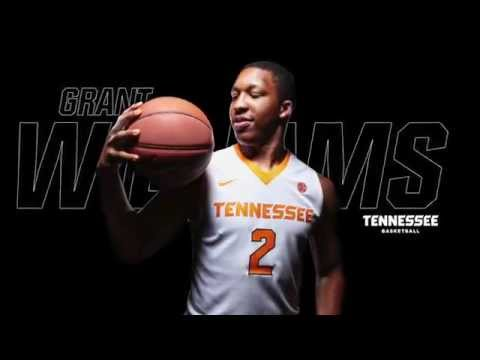 Tennessee Signee Grant Williams Highlights