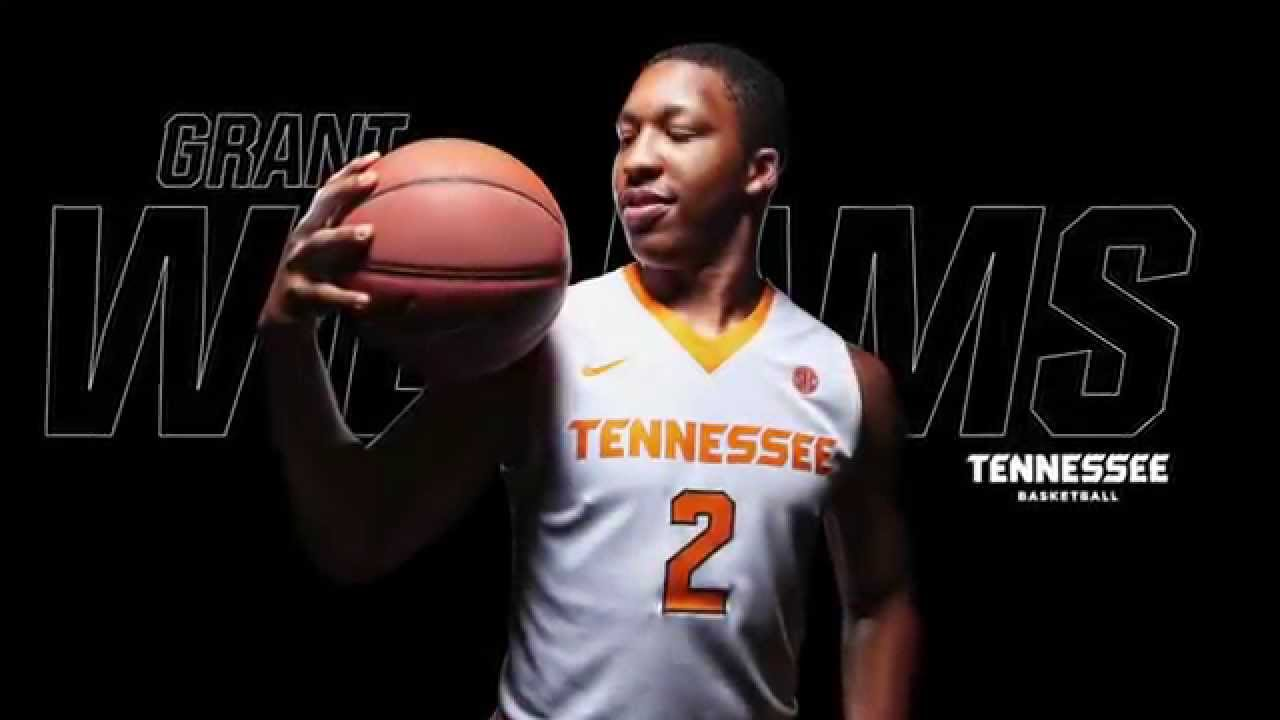 Tennessee Signee Grant Williams Highlights - YouTube