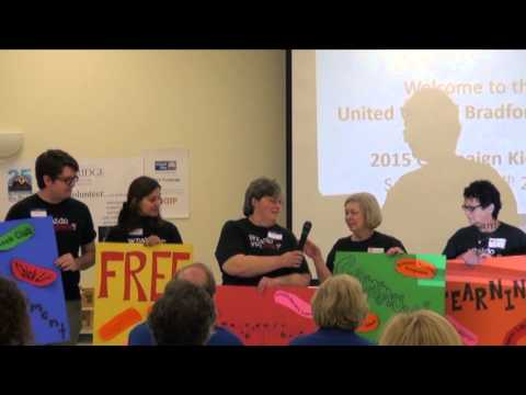 United Way Kick off 2015