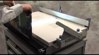 Fastbind Casematic H32 Pro making Hard Covers