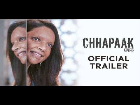 Chhapaak Trailer || Deepika Padukone || Trailer ...