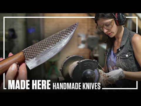 Meet the Most Creative Knife-Maker in America