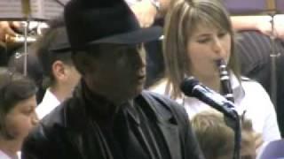 """Julien Lebesque chante """"Le Parrain"""" Parle plus bas de Nino Rota"""
