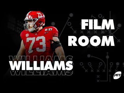 Jonah Williams: NFL Draft Film Room | PFF