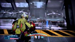 Mass Effect 3: Amplified Concussive Shot with Incendiary Ammo detonates its own Fire Explosions