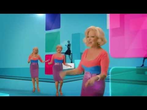 Bette Midler - Tell Him - Teaser