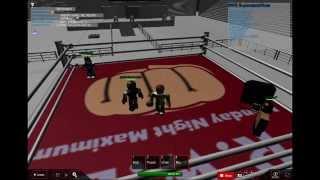 ROBLOX RWE Monday Night Maximum 4/4/2011 Part 1