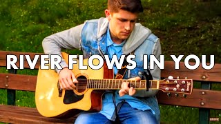 River Flows In You - Yiruma (Fingerstyle Guitar Cover)