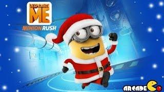 Despicable Me 2: Minion Rush - Santa Claus in Super Silly Funland