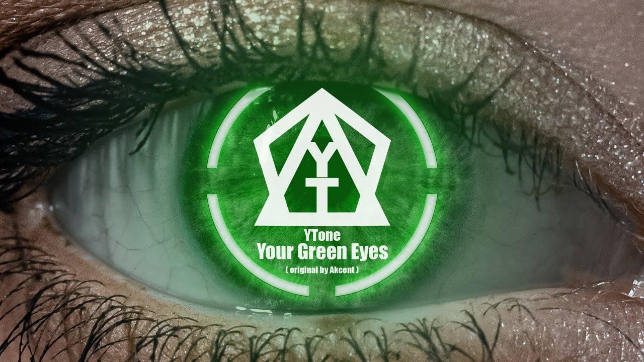 """YTone - """"Your Green Eyes"""" (Przez Twe Oczy Zielone - cover Akcent) Disco Polo 2021"""