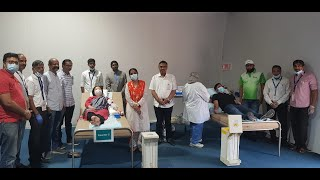 Blood Donation Drive arranged on the Occasion of 75th Independence Day