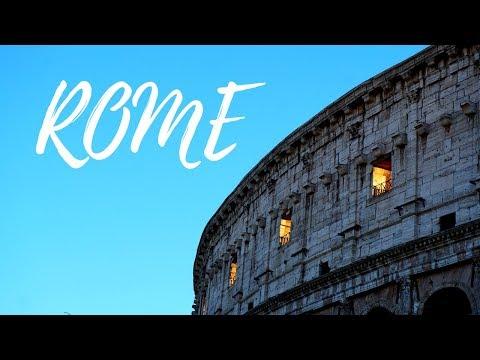 Talia & Lior finding Rome