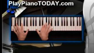 Piano Lessons - Worship for Piano... Ch. 1