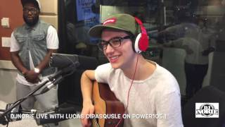 DJ NORIE LIVE INTERVIEW WITH LUCAS DIPASQUALE ON POWER1051