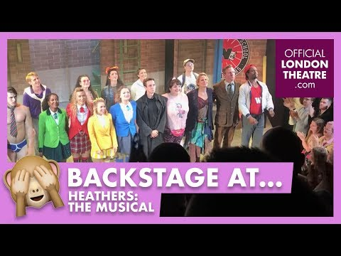 Heathers The Musical Curtain Call