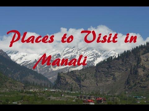 Places to visit in Manali || Manali trip