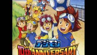 Digimon Adventure 10Th Anniversary Ashita Daisuke Motomiya.mp3