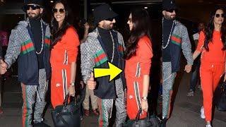 Ranveer Singh takes Pregnant wife Deepika Padukone to Vacation in London