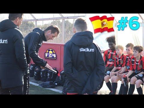 Följer med Brommapojkarna P06:1 till Spanien #6 - Finaldags!   Fotboll24