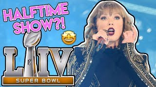 Taylor Swift Will Be Headlining the Superbowl in 2020?? | Taylor Swift Tuesday #41