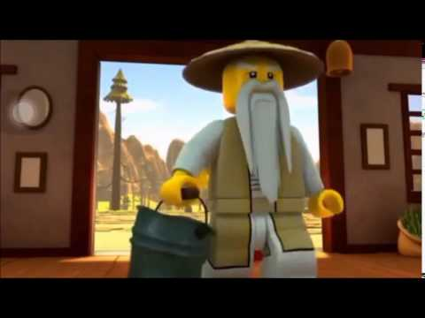 Lego ninjago personage video 2015 summer sensei wu youtube - Sensei ninjago ...
