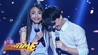 """It's Showtime: Maymay and Edward sing """"Baliw"""""""