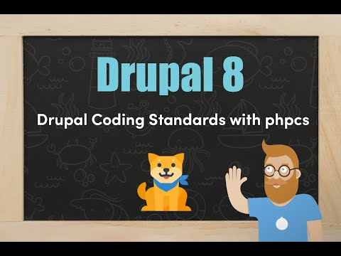Checking Drupal Coding standards with phpcs thumbnail