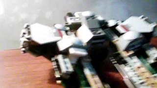 Лего звездные войны 9494 рэтро набор 2часть