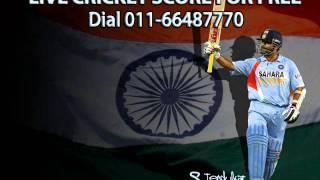 FREE CRICKET SCORE .wmv