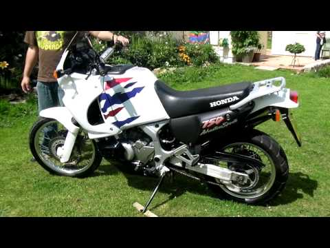 Africa Twin That Is Currently On Ebay Uk