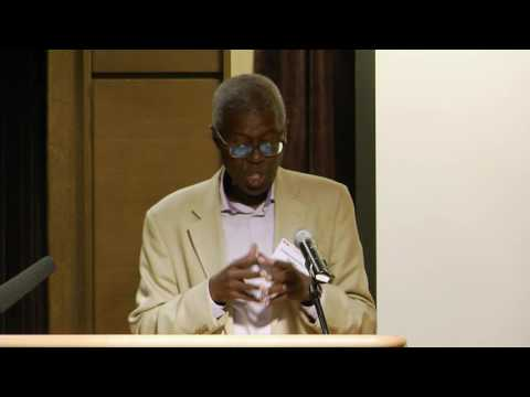 Souleymane Bachir Diagne's Lecture - Fesman 1966: Responding to the crisis of initiative