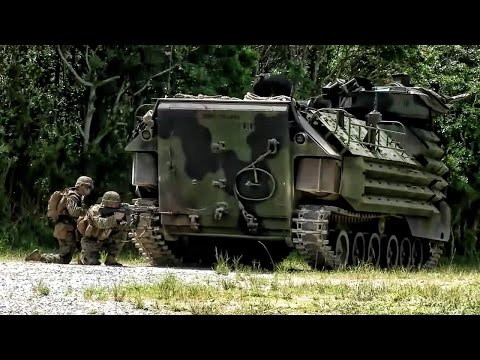AAV Raid - 31st Marine Expeditionary Unit