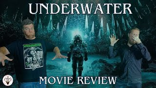 """""""Underwater"""" 2020 Movie Review (Spoilers at the End with Warning) - The Horror Show"""