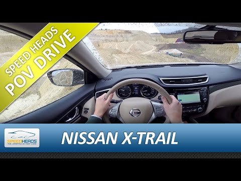 POV Drive - Nissan X-Trail 2.0 dCi (177 PS) Onboard Test Drive (pure driving, no talking)