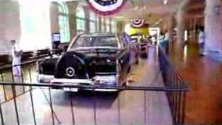 the car that jfk was killed in